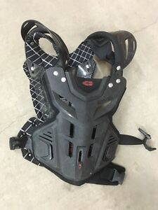 EVS chest protector/ roost guard