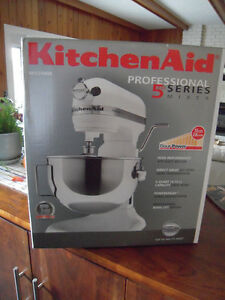 KitchenAid Professional 5™ Plus Series Stand Mixer, Silver