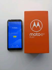 Moto E6 Play Phone