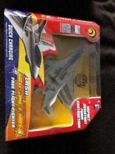 Flash Fighter Toy Flier