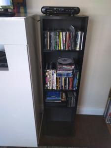Shelf - cds, dvds, multimedia