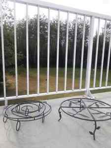 Wrought Iron Plant Stands Prince George British Columbia image 2