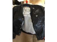 Adidas originals lever jacket Black L