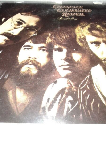 Creedence Clearwater Revival - Pendulum ,70 cd
