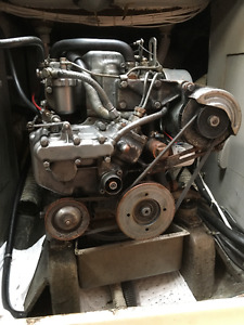 Engine - Yanmar 15hp