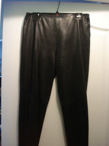 Danier leather pants and more - Like New!  Located in Legal.