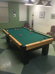 Used And NEW Pool Table SHOWROOM Gatineau Ottawa / Gatineau Area image 7