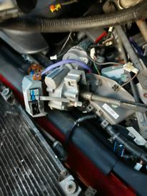 Kia power steering motor plus ECU