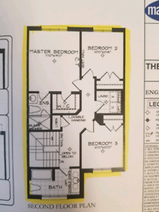 1600 sq ft - Brand New Townhouse - Oakville