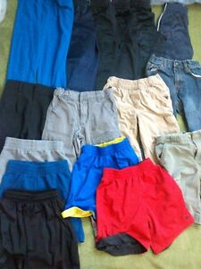 Boys size 5 Pants and shorts