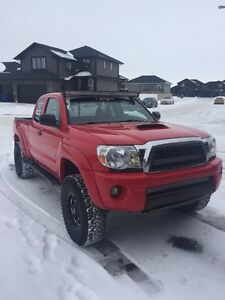 2006 Toyota Tacoma TRD Off road 4x4 6spd