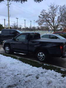 2009 Chevrolet Colorado LT Coupe (2 door)