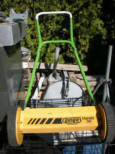 OUTDOOR maintenance EQUIP