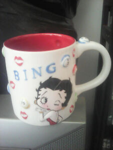 Tasse Betty Boop Officielle / Betty Boop Mug Official Trademark
