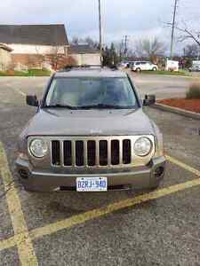2007 Jeep Patriot Sport  4x4   CERTIFIED  E TESTED Kitchener / Waterloo Kitchener Area image 3