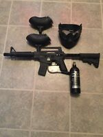 Fusil paint ball Tippman Bravo one