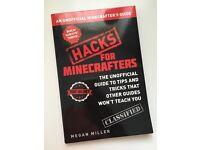 Minecraft hacks book