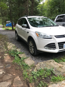 2015 Ford Escape SE-Chrome Package SUV, Crossover
