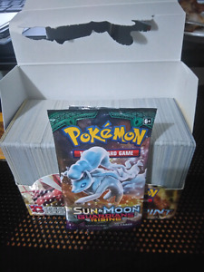 400+ Pokemon Guardians Rising TCG New Out of Box