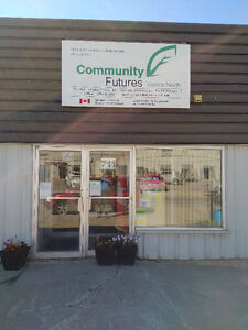 Office space to rent in downtown La Ronge