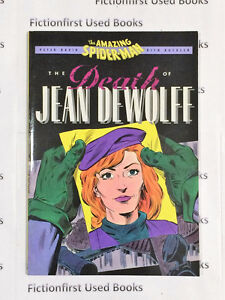 """""""The Amazing Spider-Man, The Death of Jean DeWolfe"""""""