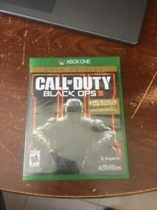 Black Ops 3 for XboxOne