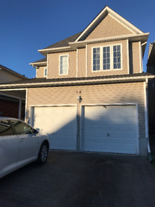 2 Bedroom basement apt in  Bowmanville available Jan. 1, 2019