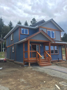 Brand New Home in South Nanaimo