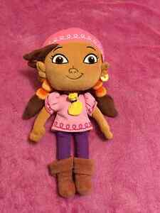 Izzy Doll from Jake and the Neverland Pirates