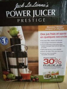 Extracteur a jus