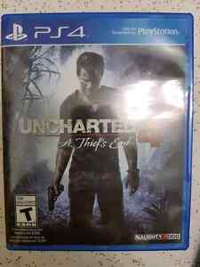 uncharted4 and final fantasy15