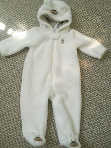 Brand new Carters fleece