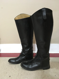 English Field Boots