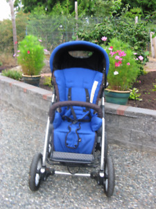 **PRICE REDUCED** Quinny Freestyle 4XL Stroller