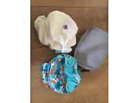 Reusable nappy bundle - Mio £50 O.N.O