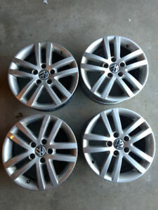 VW rims from 2010 golf