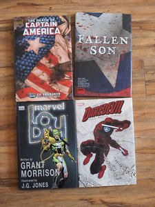 Marvel Hardcover Graphic Novels
