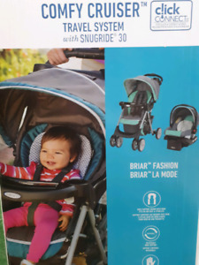 Graco Stroller/car seat for sale