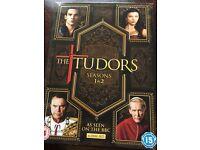 The Tudors DVD seasons 1&2
