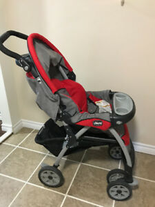 Chico Stroller Car seat combo