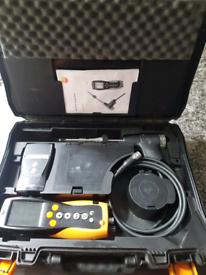 Testo 330-2 LX Flue Gas Analyzer With printer