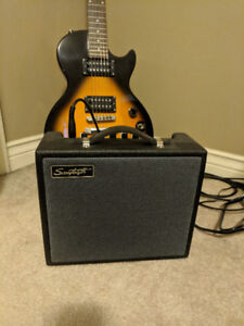Epiphone Special Electric Guitar with Amp