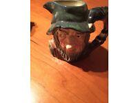Royal Doulton Character Mug 'Rip Van Winkle ' (Toby Mug)