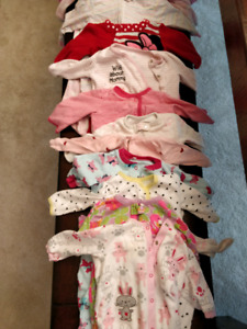 0-3 month sleepers