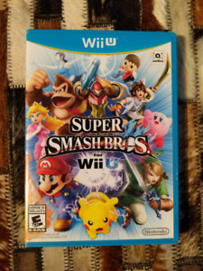 Super Smash Bros and/or Super Mario Bros.U
