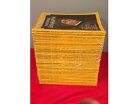 National Geographic Magazines - 33 Copies