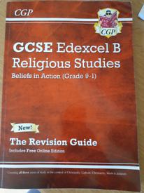 GCSE Edexcel B Religious Studies 9-1