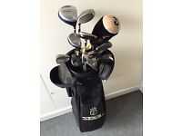 Assorted golf club set for sale