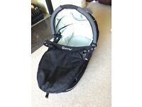 Quinny pram carrycot like new