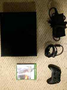 Xbox One + Controller + Game + HDMI cable